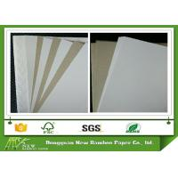 Wholesale Recycled Mixed Pulp Grey Back Coated Duplex Board Sheet or Reel from china suppliers