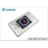 Wholesale Infrared Sensor No Touch Exit Push Button Door Release Switch 5 Wire from china suppliers