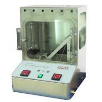 Quality SPI Flammability Tester CFR 16 Part 1611 , High Precision Horizontal Flammability Tester for sale