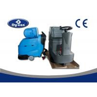 Wholesale Walk Behind Driving System Battery Powered Floor Scrubber Continuable Cleaning Machines from china suppliers