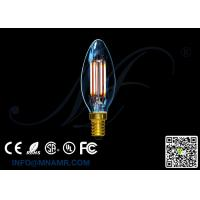 Wholesale Candelabrum 4watts 240v LED Filament Light C35 E14 Edison Bulbs 2200-6000k from china suppliers