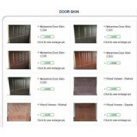 Buy cheap Mealmine Door Skin Melamine Door from wholesalers