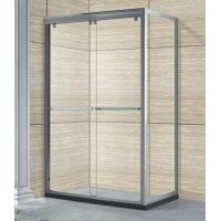 Buy cheap shower enclosure shower glass,shower door B-3801 from wholesalers