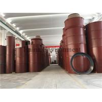 Gas Treatment Wet Scrubber System , Air Filter Dust Collector Coal Fired Boiler