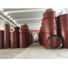 Buy cheap GasTreatmentWetScrubber System , Air Filter Dust Collector CoalFiredBoiler from wholesalers