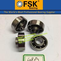 Quality Precision Non Standard Ball Bearings 608 Single Convex Bearings for sale