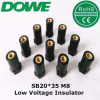 Buy cheap 20x35 M8 low voltage busbar insulator standoff insulator from wholesalers
