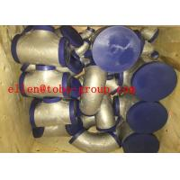Wholesale GB / T13401 ASME B16.9 90 Degree Stainless Steel Elbow SR Seamless Welded from china suppliers