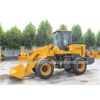 Wholesale Yellow 2 Ton Wheel Loader Equipment Luxury Cab With Yuchai Turbo Engine YC4D80-T20 58kw from china suppliers