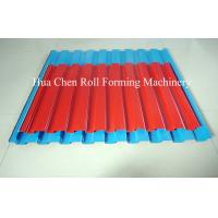 Buy cheap high quality Steel Rolling Shutter Door Roll Forming Machine for garage door from wholesalers