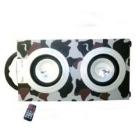 Wholesale 2.0 Loudspeaker China Good Voice Fashion Mini Speaker #UK-369d from china suppliers