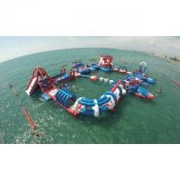Wholesale Commercial Grade Inflatable Water Parks with 3 Years Warranty from china suppliers