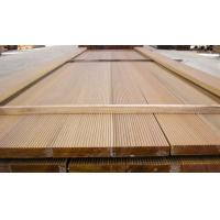 Wholesale reeded surface balau outdoor wood decking from china suppliers