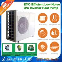 Wholesale Air to Water Cooling Heating High COP Heat Pump with Dual rotary DC Inverter Compressor from china suppliers