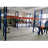 Wholesale Steel Q235/245 Power Coated Pallet Rack Heavy Duty Racks Manufacturer from china suppliers