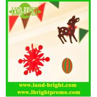 Wholesale new design promotional felt adornment,Christmas tree from china suppliers