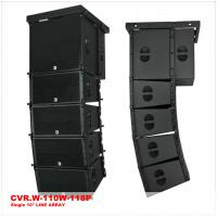 Wholesale Single 10 Inch Active Line Array Speaker System Birch Plywood from china suppliers