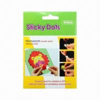 Buy cheap Children's DIT Glue Sticky Dot, Sized Ø9mm from wholesalers