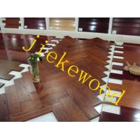 Quality Oak herringbone flooring parquet flooring solid wood parquet flooring solid wood flooring for sale