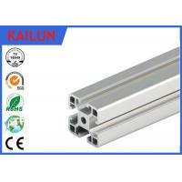 Wholesale EN 755 6000 Series T Slot Aluminum Extrusion System for 4040 Box - Section Beam from china suppliers