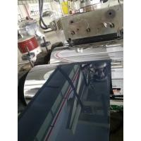 China 600mm Single Layer ASA Plastic  Sheet Extrusion Machine CE Certificated on sale