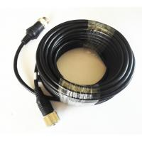Wholesale Safty Vision 6pin Din Cable , Male To Female Backup Camera Cable from china suppliers