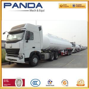 Wholesale Panda 3 axle fuel tanker trailer 40,000litres or 45,000litres fuel tanker for sale from china suppliers
