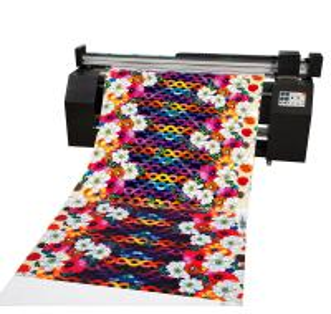 Wholesale 2.2m Digital Textile Printing Machine / Digital Textile Printing Equipment Epson Dx7 Head from china suppliers