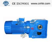 Wholesale K87-K187 Model Large Size Gearbox Helical Bevel Gear Reducer Foot Mounted / Flange Mounted from china suppliers