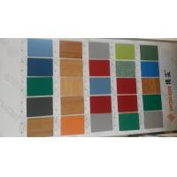 Wholesale Dust Resistance PVC Floor Mat For Living Room , PVC Coil Mat with Firm Backing from china suppliers