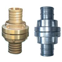 Wholesale Hose End Brass Storz Fire Hose Fittings , Male Female Connection Fire Hydrant Adapter from china suppliers