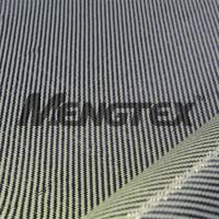 Wholesale Aramid Carbon Fiber Fabric For safety coverall from china suppliers