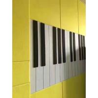 Quality 3.6kg Colorful Polyester Recording Studio Acoustic Panels For Decoration for sale