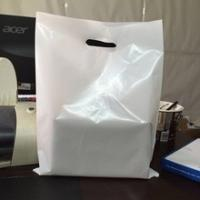 Wholesale OEM Accepted Stand Up Plastic Die Cut Bags Pressure Resistance from china suppliers