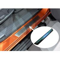 Wholesale FORD Ranger 2012 - 2015 Illuminated Door Sills LED Light Side Door Sills Scuff Plate from china suppliers
