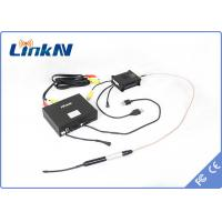 Wholesale H.264 HD / SD COFDM wireless video transmitter / mini long range video transmitter for UAV / UAS from china suppliers