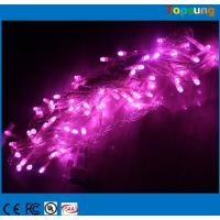 Wholesale festival light 100leds AC christmas string led light from china suppliers