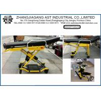 Wholesale Foldable Ambulance Stretcher Sofa Automatic With Mattress Legs from china suppliers