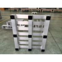 Buy cheap Cargo & Storage Metal Pallets / Anodizing Powder Coating Aluminum Tray from wholesalers