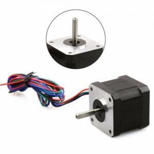 Wholesale 3D Printer High Torque Control Stepper Motor , Hybrid Detent Torque Stepper Motor from china suppliers