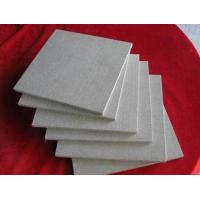 Wholesale Fireproof Incombustible External Cement Board Cladding , Cement Clapboard Siding from china suppliers