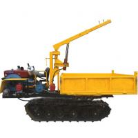 Wholesale Manufacturer Supply Crawler Lorry-Mounted Crane, Paddy Field Truck, Farm Transporter, Crawler Crane from china suppliers