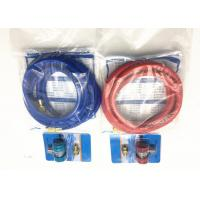 Wholesale 5MM Refrigerant Charging Hose Assembly with Charge Quick Couplers , Low and High Pressure from china suppliers