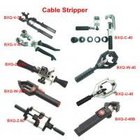 cable insulated layer stripper peeling tool