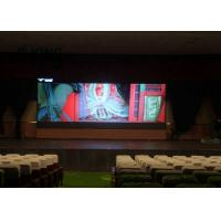Wholesale Hotel LED panel Video Wall , HD Ph2 Lamp 3 In 1 Perimeter Indoor Advertising Display from china suppliers