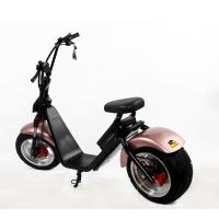 Wholesale 2016 Popular Harley Scooter Fat Tyre Removable battery Citycoco Electric Scooter 1000W 60V from china suppliers
