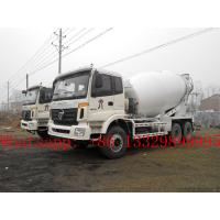 Wholesale foton Auman 6x4 12m3 truck mounted Concrete Mixer Drum for sale from china suppliers