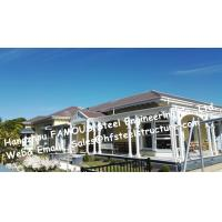 Wholesale Industrial Residential Commercial Steel Buildings With H Shaped Beam from china suppliers
