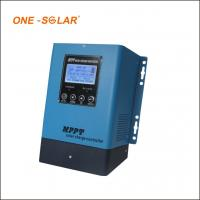 Wholesale MPPT Solar Inverter pumping system , mppt solar charge controller Humanized LCD display from china suppliers