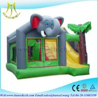 Wholesale Hansel Cheap Small Inflatable Bouncy Castle Bouncers for Sale from china suppliers